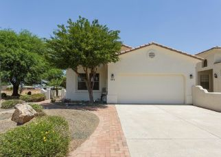 Foreclosed Home in Green Valley 85614 S VIA ALONSO - Property ID: 4498398678