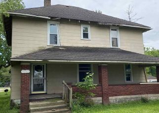Foreclosed Home in Liberty Center 46766 W CHERRY ST - Property ID: 4498733272