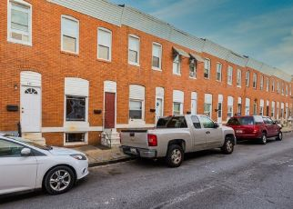 Foreclosed Home in Baltimore 21224 N CURLEY ST - Property ID: 4498911538