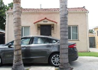 Foreclosed Home in Los Angeles 90043 3RD AVE - Property ID: 4499336369