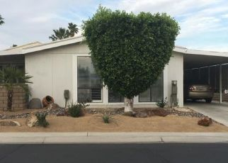 Foreclosed Home in Palm Desert 92260 RECHE LN - Property ID: 4499337692
