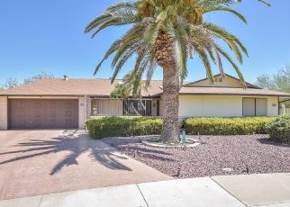Foreclosed Home in Sun City West 85375 W ROCK SPRINGS DR - Property ID: 4499536979