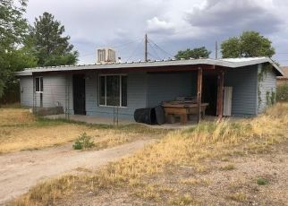 Foreclosed Home in Willcox 85643 N BIDDLE AVE - Property ID: 4499905298