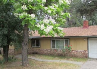 Foreclosed Home in Oakhurst 93644 CANOGA DR - Property ID: 4499907488