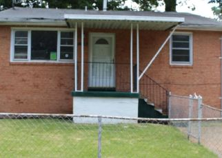 Foreclosed Home in Capitol Heights 20743 RUSTON AVE - Property ID: 4500918331