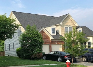 Foreclosed Home in Leesburg 20176 ROCKY RIDGE CT - Property ID: 4501032650