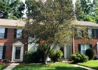 Foreclosed Home in Upper Marlboro 20772 PARAGON CT - Property ID: 4501041403