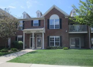 Foreclosed Home in Harrison Township 48045 CARRINGTON PL - Property ID: 4501371641