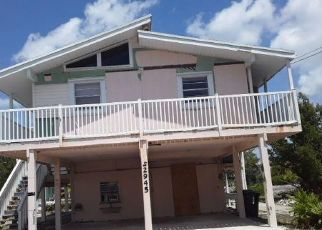 Foreclosed Home in Summerland Key 33042 TEACH LN - Property ID: 4501441716