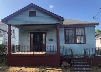 Foreclosed Home in New Orleans 70117 N CLAIBORNE AVE - Property ID: 4501481122