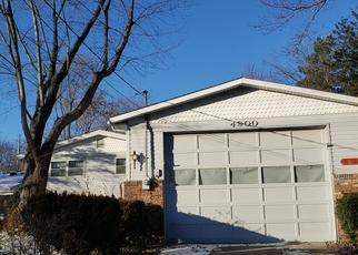 Foreclosed Home in Ypsilanti 48197 MUNGER RD - Property ID: 4501707562