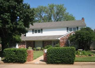 Foreclosed Home in Oklahoma City 73120 LEANING ELM RD - Property ID: 4502040418
