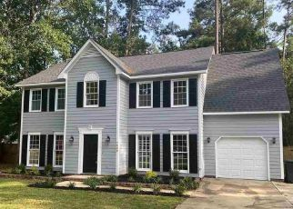 Foreclosed Home in Raleigh 27617 CAPE CHARLES DR - Property ID: 4502333429