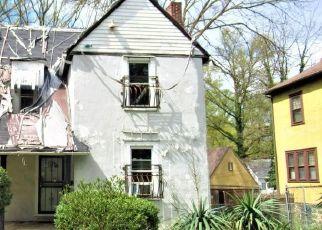 Foreclosed Home in Gwynn Oak 21207 SILVER HILL AVE - Property ID: 4503277258