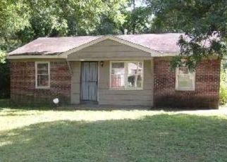 Foreclosed Home in Memphis 38109 HOLIDAY RD - Property ID: 4503286909