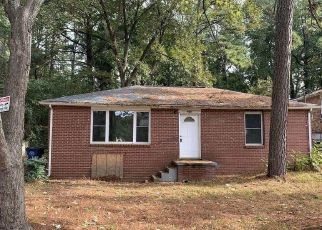 Foreclosed Home in Atlanta 30315 WANDA CIR SW - Property ID: 4503394642
