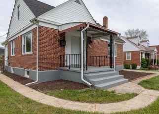 Foreclosed Home in Gwynn Oak 21207 MARSTON RD - Property ID: 4503552306
