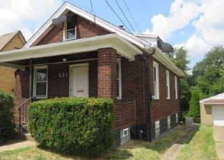 Foreclosed Home in West Mifflin 15122 MAPLE ST - Property ID: 4503956111