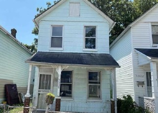 Foreclosed Home in Baltimore 21215 DENMORE AVE - Property ID: 4504002996