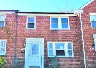 Foreclosed Home in Gwynn Oak 21207 HARWALL RD - Property ID: 4504072624