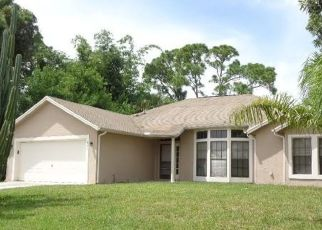 Foreclosed Home in Port Saint Lucie 34983 NW SHERBROOKE AVE - Property ID: 4504462871