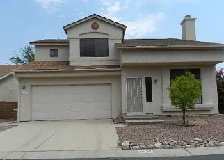 Foreclosed Home in Tucson 85742 W AUTUMN BREEZE DR - Property ID: 4504601703