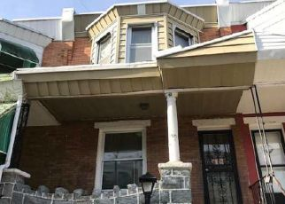 Foreclosed Home in Philadelphia 19131 N HOBART ST - Property ID: 4504603897