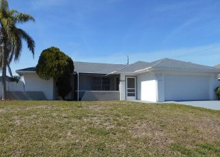 Foreclosed Home in Cape Coral 33914 SW 14TH PL - Property ID: 4504985805