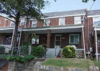 Foreclosed Home in Washington 20018 13TH ST NE - Property ID: 4505154417