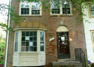 Foreclosed Home in Silver Spring 20904 BRAHMS TER - Property ID: 4505383477