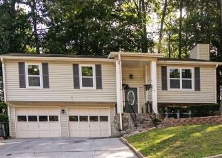 Foreclosed Home in Norcross 30093 DOWNS WAY - Property ID: 4505396621