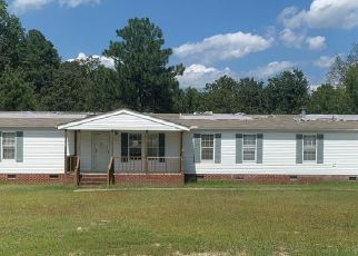 Foreclosed Home in Rockingham 28379 GREENBRIAR LN - Property ID: 4505403626