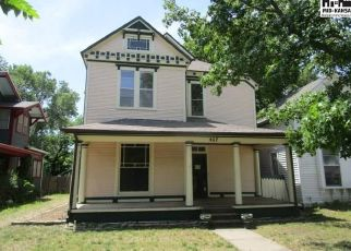 Foreclosed Home in Hutchinson 67501 E SHERMAN ST - Property ID: 4505871826
