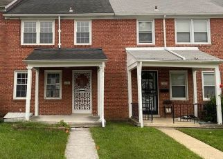 Foreclosed Home in Baltimore 21239 MERIDENE DR - Property ID: 4506467465