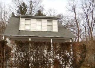 Foreclosed Home in Morristown 07960 GARDEN ST - Property ID: 4506931268