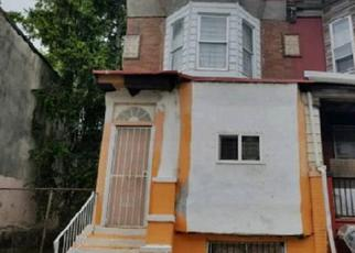Foreclosed Home in Philadelphia 19132 N TANEY ST - Property ID: 4507319769