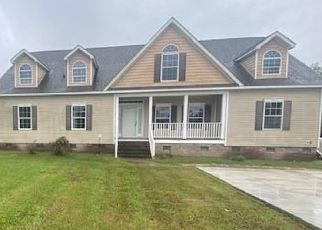 Foreclosed Home in Washington 27889 CHERRY RUN RD - Property ID: 4507398149