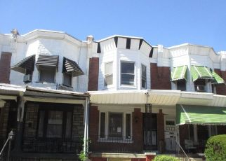 Foreclosed Home in Philadelphia 19139 N REDFIELD ST - Property ID: 4507909266