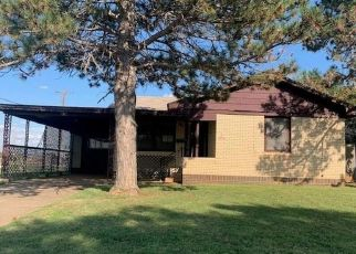 Foreclosed Home in Altus 73521 BELLE ST - Property ID: 4507978474