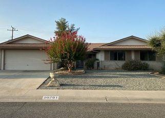 Foreclosed Home in Sun City 92586 E BERKEY CT - Property ID: 4508267989