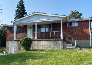 Foreclosed Home in Belle Vernon 15012 KENNEDY AVE - Property ID: 4508704191