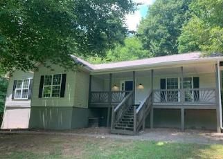 Foreclosed Home in Young Harris 30582 CLARENCE NICHOLS RD - Property ID: 4509512255