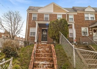 Foreclosed Home in Baltimore 21229 COLBORNE RD - Property ID: 4510270387