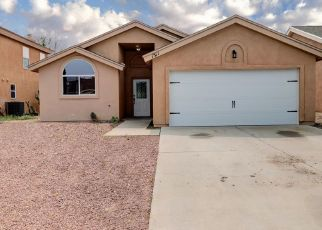 Foreclosed Home in Las Cruces 88007 FOUNTAIN LOOP - Property ID: 4510718440