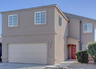 Foreclosed Home in Albuquerque 87121 COOK RANCH PL SW - Property ID: 4511151598