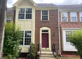 Foreclosed Home in Bowie 20721 BALSAM POPLAR PL - Property ID: 4511777907