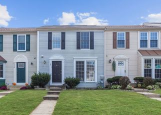 Foreclosed Home in Elkridge 21075 WIMBLEDON CT - Property ID: 4512045951
