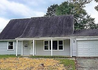 Foreclosed Home in Bowie 20715 ORANGEWOOD LN - Property ID: 4512053382