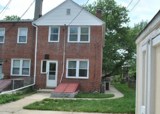 Foreclosed Home in Parkville 21234 HILLENDALE RD - Property ID: 4512805383