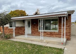 Foreclosed Home in Taylor 48180 FILMORE ST - Property ID: 4513049331